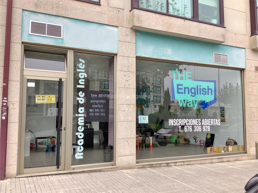 imagen principal The English Way