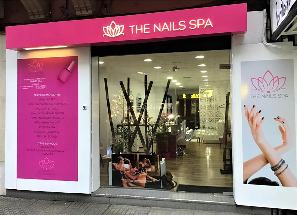 imagen principal The Nails Spa