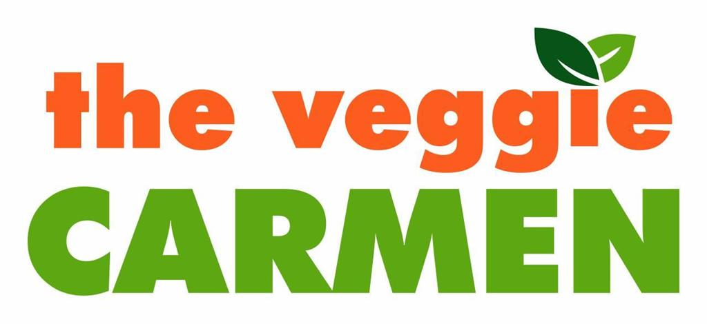 logotipo The Veggie Carmen