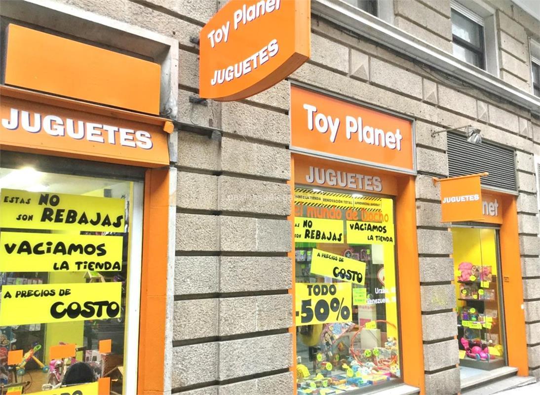 Jugueteria Toy Planet En Vigo