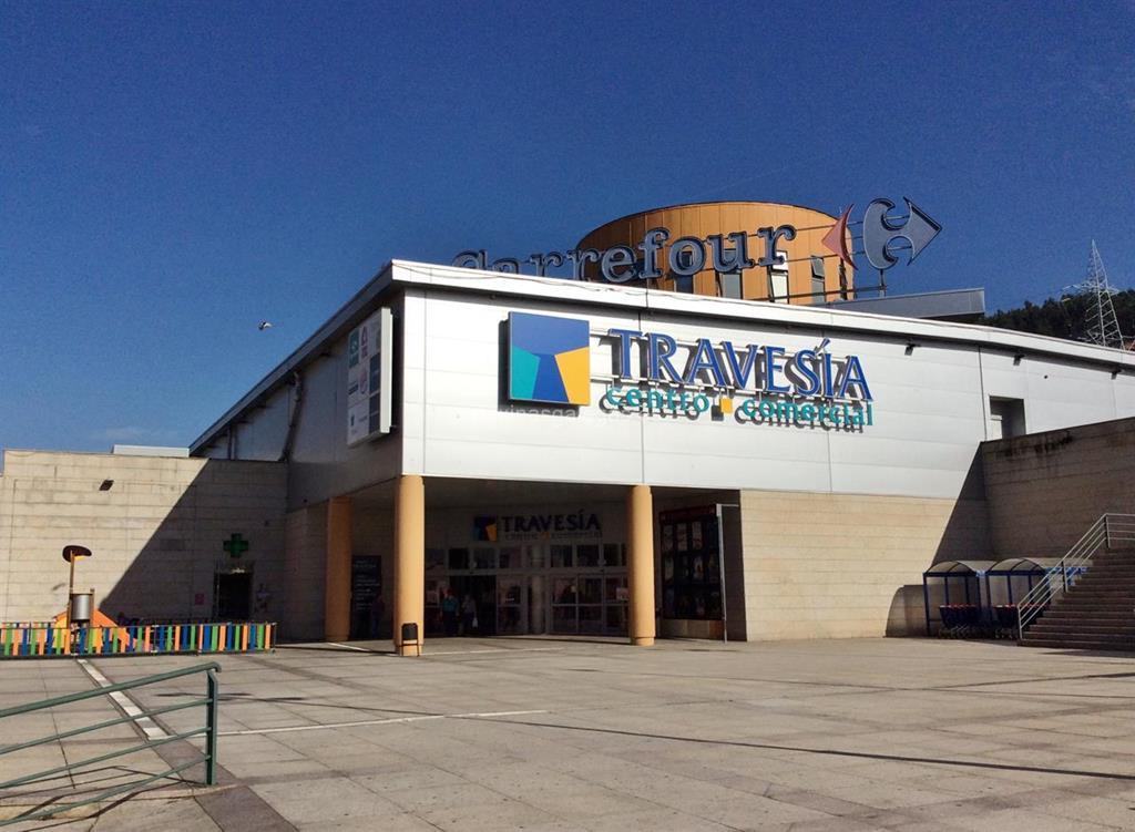 Centro Comercial Travesía En Vigo