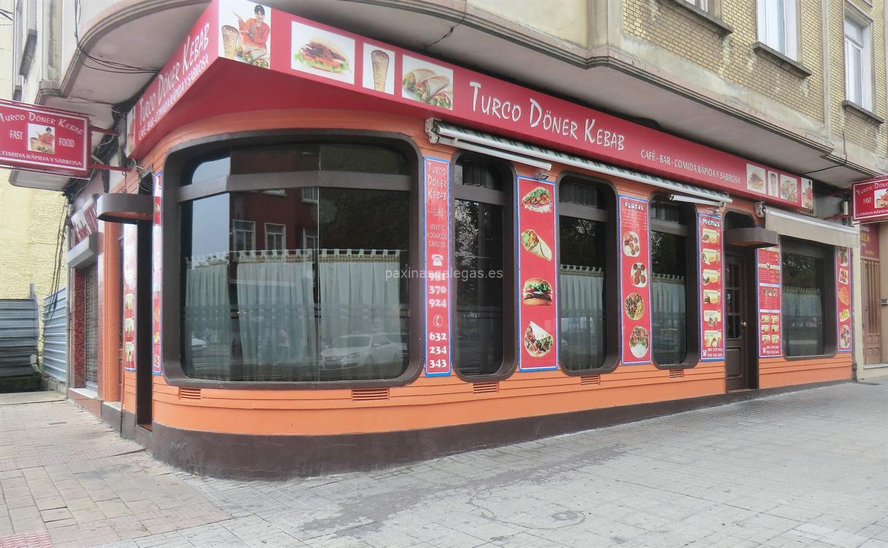 Döner Kebab Turco En Ferrol