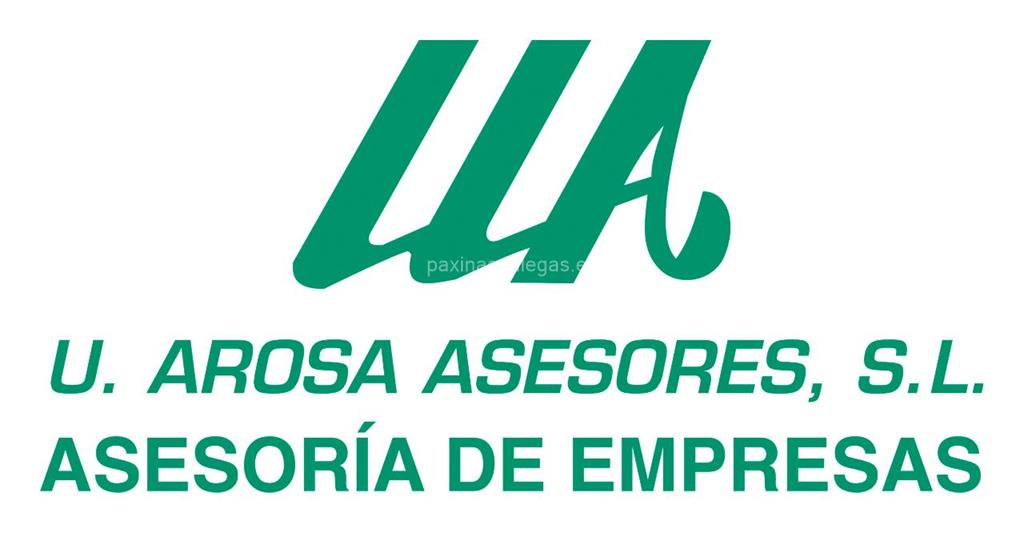 logotipo U. Arosa Asesores, S.L. (Allianz Seguros)