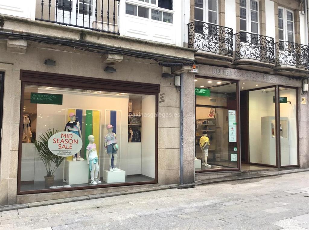 915f8fb6f Boutique - United Colors of Benetton - Ferrol