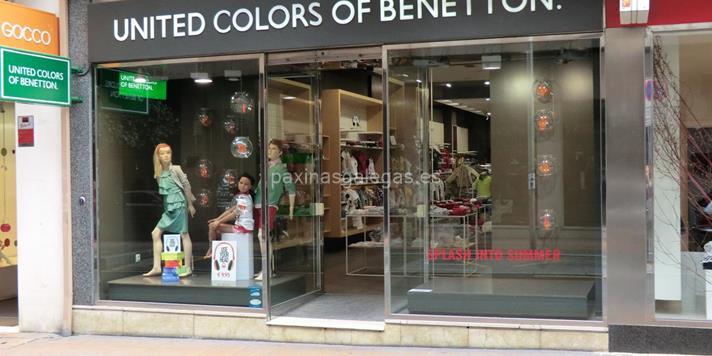 a6afba44b Boutique - United Colors of Benetton - Pontevedra