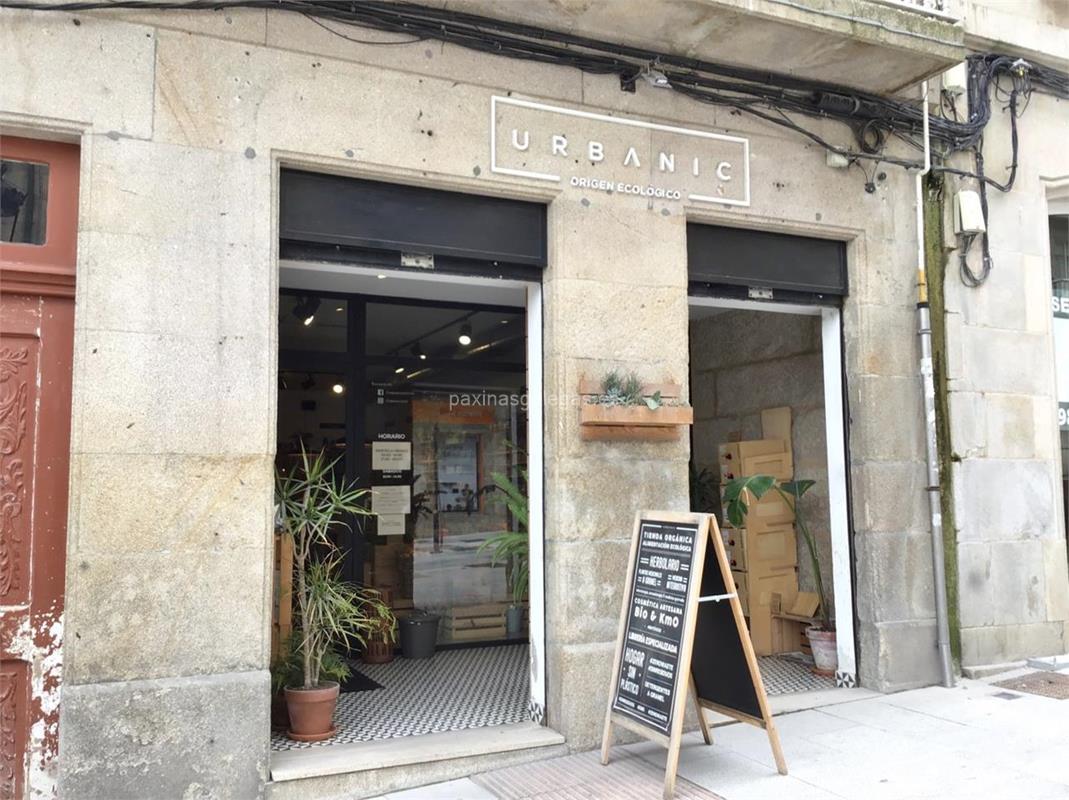 Tienda Ecologica El Bosque En Vigo