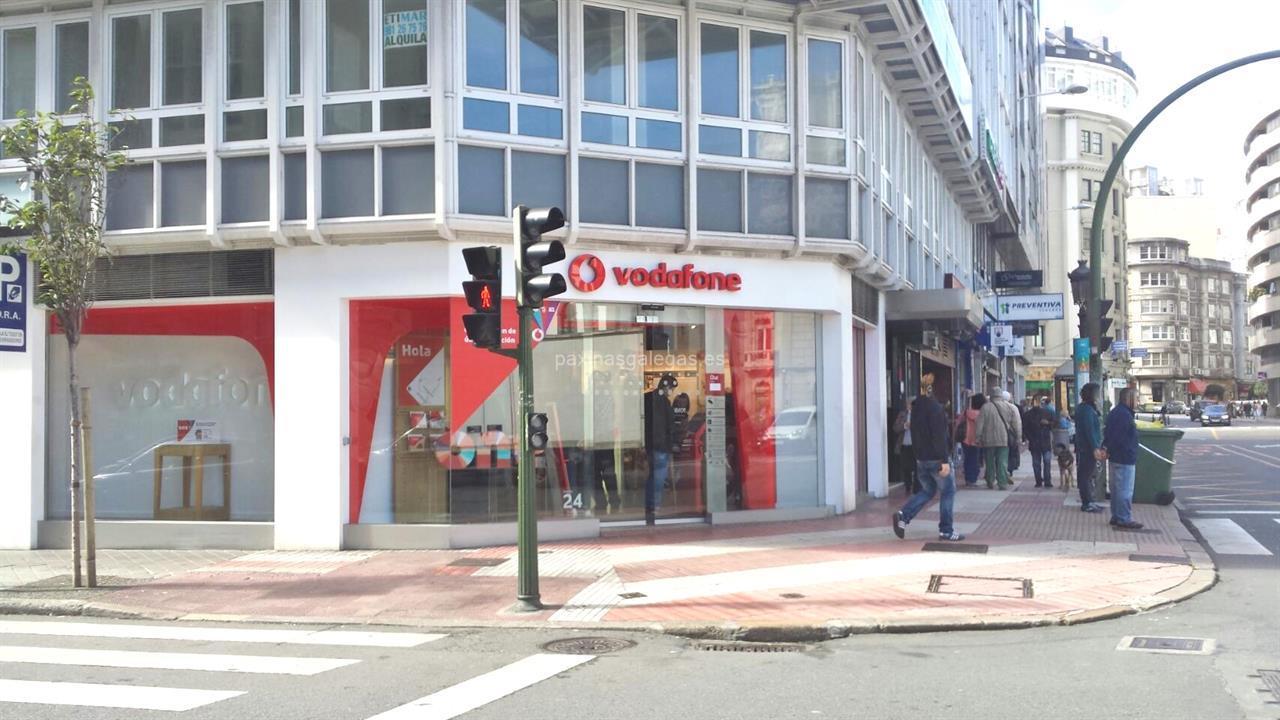 Telefonia Vodafone En A Coruna Pza De Pontevedra 10