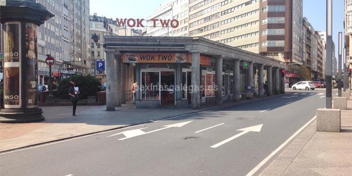 ¿Estuviste en Wok Two? Comparte tu experiencia