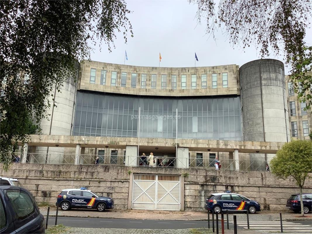 Xulgado do Penal Nº 1 (Uno) (Juzgado) en Santiago