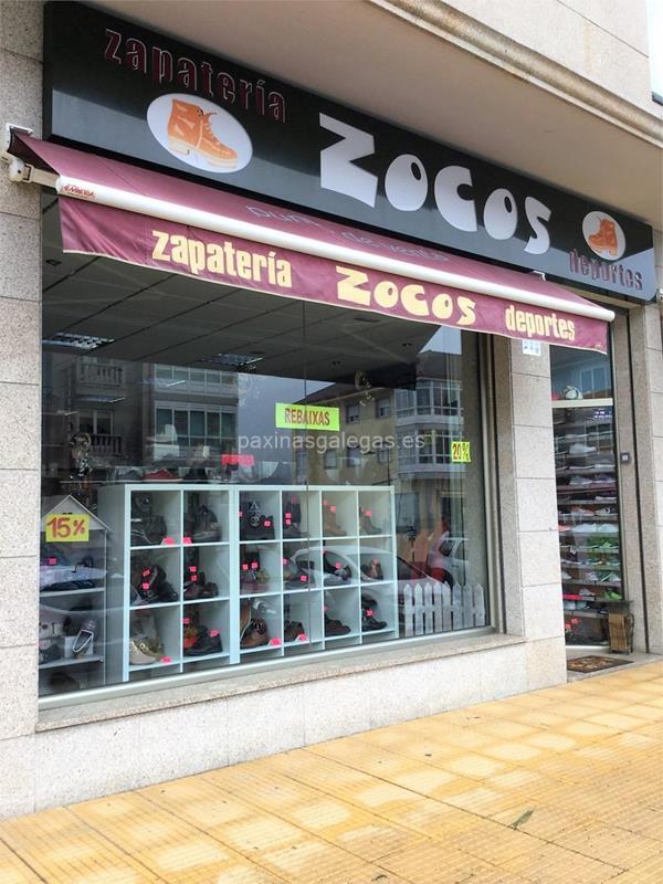 4aa7bc35da9 Zapatería Zocos. Número de teléfono, calle, web, correo, horario y más  información de Zocos en O Pino. Calzado de señora, caballero, infantil y  deportivo, ...